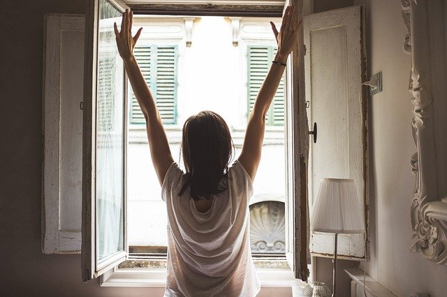 Giving our bodies a chance to wake up each day